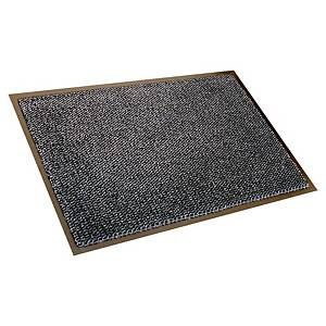 DOORTEX ULTIMAT INDOOR MAT 90X150 GREY