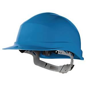 Casque de sécurité Deltaplus Zircon 1 - serrage glissière - bleu