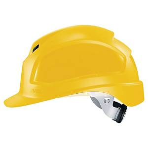 Bezpečnostní přilba uvex pheos B-WR, žlutá