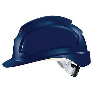 Elmetto Uvex Pheos B-WR ventilato blu