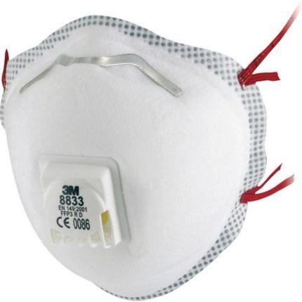 masque poussiere 3m jetable