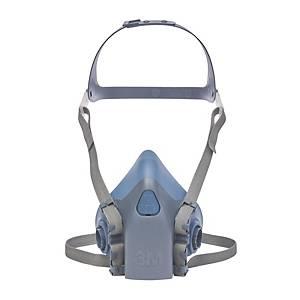 3M 7502 Reusable Half Face Mask Respirator