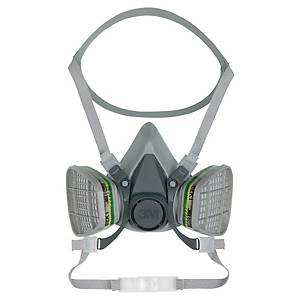 Masque réutilisable 3M 6200 Série 6000