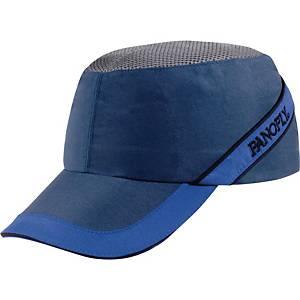 Deltaplus bump cap coltan navy blue
