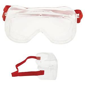 Maschera di protezione 3M 4800 lente trasparente