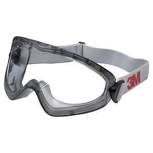 Gafas panorámicas 3M 2890 con ventilación indirecta