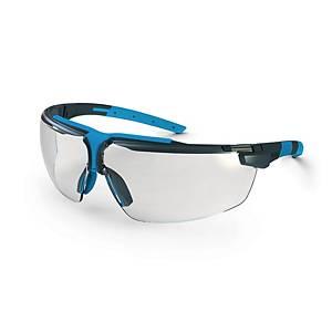 Uvex I-3 veiligheidsbril, heldere lens
