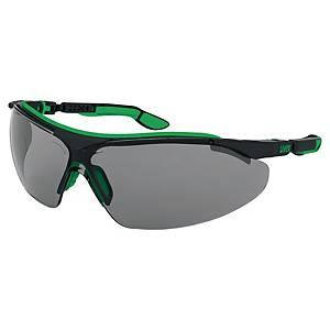 Zváračské okuliare uvex I-VO, 1.7W, dymové