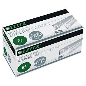 LEITZ 20E STAPLES - BOX OF 2500