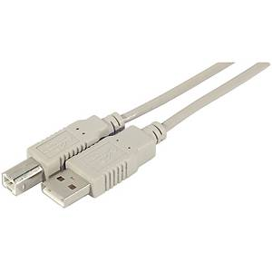 MCAD USB 2.0 cable - 3 meters