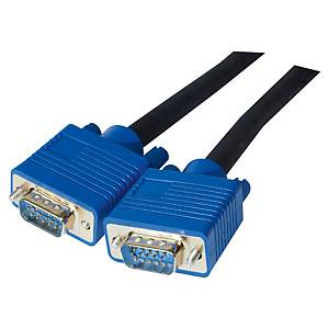 Câble SVGA - mâle/mâle - 3 m
