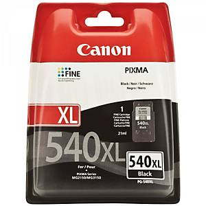 Canon PG-540XL inkjet cartridge high capacity [21ml]
