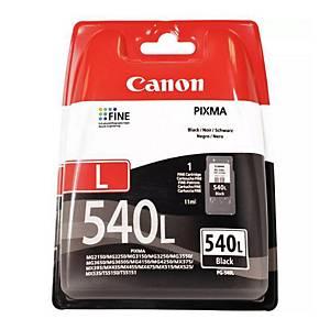 Canon PG-540XL inkt cartridge, zwart, hoge capaciteit, 21 ml