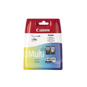 Canon inkoustová kazeta PG-540/CL-541 (5225B006), černá + 3-barevná C/M/Ž