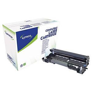 Tambor láser Lyreco compatible para  Brother DR3200 - negro
