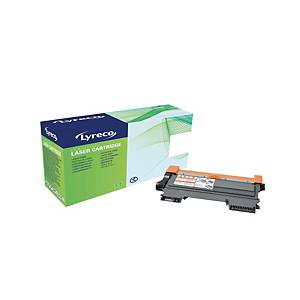 Lyreco Brother TN-2220 Compatible Laser Cartridge - Black