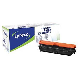 Lyreco HP CE270A 代用環保鐳射碳粉盒 黑色