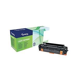 Lyreco HP CE410X Compatible Laser Cartridge - Black