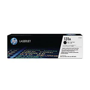 Lasertoner HP 131A CF210A, 1.600 sider, sort
