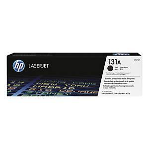 Lasertoner HP 131A CF210A, 1 600 sidor, svart