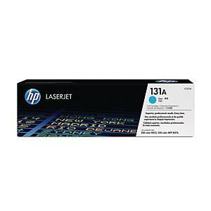 Lasertoner HP 131A CF211A, 1.800 sider, cyan