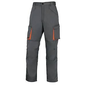 Pantalon de travail Deltaplus M2PAN, tailleL, 65% polyester 35% coton, grs