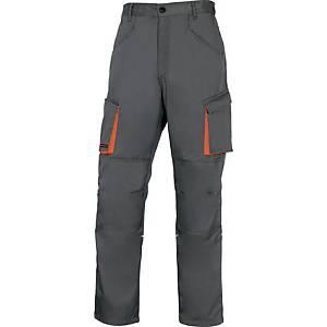 Pantalon de travail Deltaplus M2PAN, tailleXL, 65% polyester 35% coton, grs