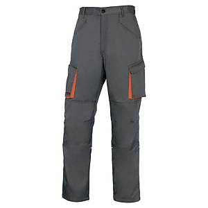 Pantalon Deltaplus Mach2 - gris/orange - taille XL