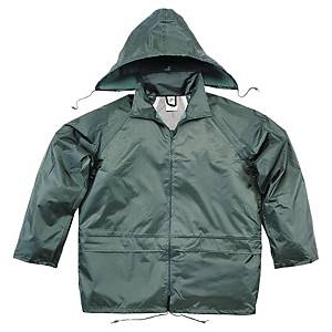 PANOPLY EN400 RAINWEAR OUTFIT GREEN EXTRA LARGE