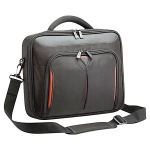 Taška na notebook Targus Classic+ 18 , čierna/červená