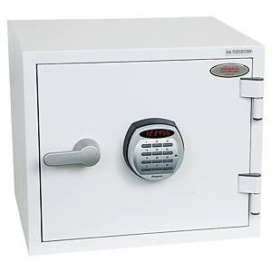 Tresor Phoenix FS1281E, Volumen: ca. 16 Liter, Gewicht: 26kg, weiß