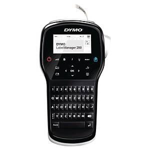 Étiqueteuse Dymo LabelManager LM280, clavier QWERTZ, noir
