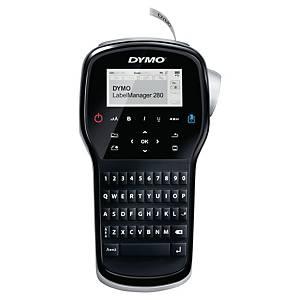 Dymo Label Manager LM 280 címkézőgép, 206 mm, fekete