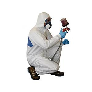 3M 4540+ Protective Coverall Category 3 - size L - white