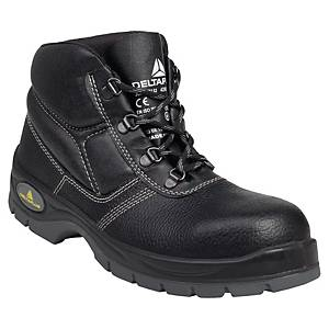 DELTAPLUS TIGER STEEL JUMPER S3 SAFETY SHOES BLACK SIZE 43