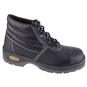 Chaussures sécurité hautes Deltaplus Jumper 3, S3, noires, pointure 47, la paire
