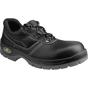Chaussures de sécurité basses Deltaplus Jet 2, S3, noires, pointure 39, la paire
