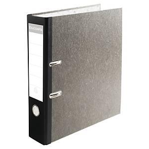 Registratore a leva Rado Exacompta cartone dorso 8 cm A4 maxi nero