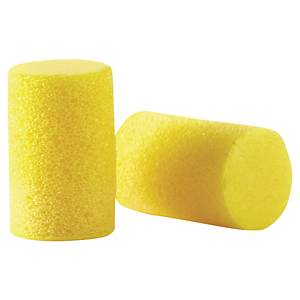 3M Ear Classic Foam Earplug Pairs Snr28