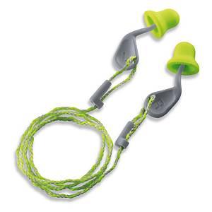 Uvex Xact-Fit Corded Ear Plugs (Pair)