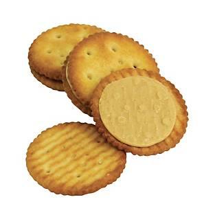 Hup Seng Peanut Butter Biscuit - Tin of 4.7kg