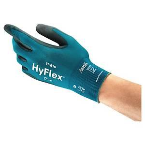 Gants polyvalents de précision Ansell HyFlex 11-616 - taille 9 - la paire