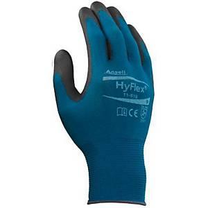 Ansell Hyflex 11-616 gants de sécurité de précision - taille 11 - 12 paires