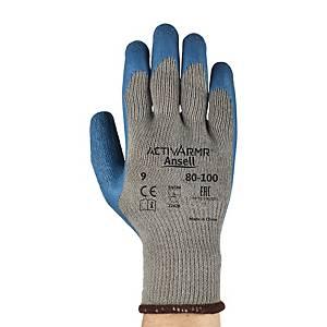 Protiporézne rukavice Ansell ActivArmr® 80-100, veľkosť 10