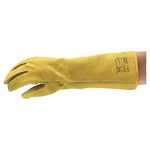Schweisserschutzhandschuhe Ansell WorkGuard 43-216, Gr. 10, gelb,