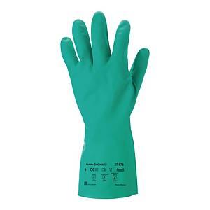 Rękawice ANSELL AlphaTec® Solvex® 37-675, rozmiar 8, 12 par