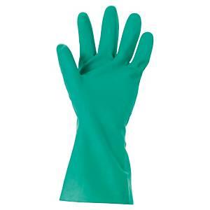 Gants protection chimique Ansell Solvex 37-675 - nitrile - taille 11 - la paire