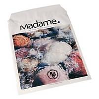 Hygiejneposer, madamepose, 5 L, 24 x 35 cm, pakke a 500 stk.