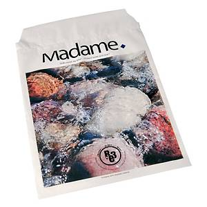 MADAME BAG F/SANITARY TOW 24X35 CM