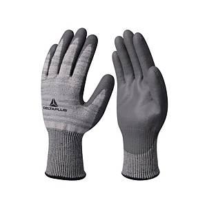 Deltaplus Venicut42  Cut Resistance Gloves Grey - Size 8